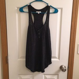 Size Medium black American Eagle tank